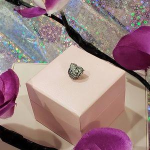 🌺 Pandora Pave Heart Charm 🌺